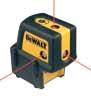 Laser s automatickým vyrovnáním